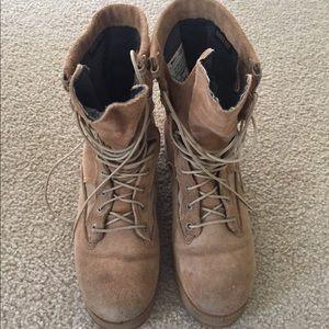Men's Belleville Tactical Army boots